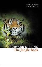 The Jungle Book (Collins Classics), Very Good Condition Book, Kipling, Rudyard,