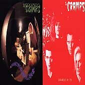 THE CRAMPS - PSYCHEDELIC JUNGLE/GRAVEST HITS [EP] NEW CD