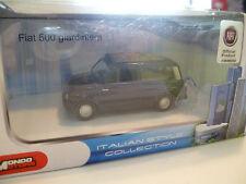 FIAT 500 GIARDINIERA BLEU ~  NEUF