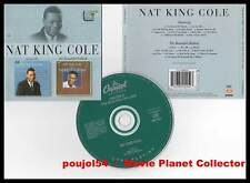 "NAT KING COLE ""Sincerely & The Beautiful Ballads"" (CD)"