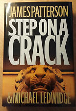 Step on a Crack No. 1 by James Patterson and Michael Ledwidge (2007, Hardc..4808