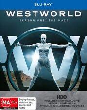 WESTWORLD : Season 1 : NEW Blu-Ray