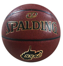 """Spalding Tf-1000 Ssac Basketball 28.5"""" Intermediate Nfhs Indoor Play Composite"""