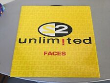 1993#VINTAGE SINGLE VINYL VINILE  FACES 2 UNLIMITED