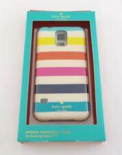 Kate Spade Hard Shell Case for Galaxy S5 Candy Stripe KSSA-006-CSMULTI Open Box