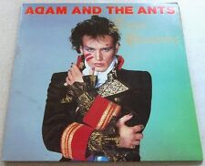 ADAM AND THE ANTS Prince Charming Gatefold LP Vinyl SOUTH AFRICA Cat# DNW 2700