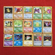 15x Team Rocket 1st Edition Pokemon Cards 2000 Bundle Joblot Rare Mint (3)