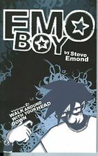 Emo Boy Vol 2: Walk Around With Your Head Down by Steve Emond 2007 Tpb Slg Oop