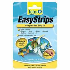 Tetra EasyStrips Aquarium and Ammonia Test Strip Kit