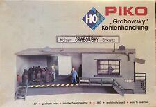 Piko #61108 Ho Grabowsky Coal Merchant's Kit