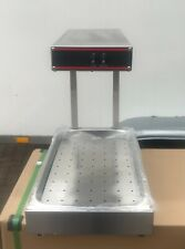 More details for table top chip scuttle /takeaway/ van/ mobile chip warmer / food warmer/ 1kw