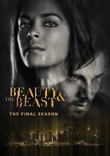 Beauty And The Beast - The Final Season - Season 4 -  NTSC - R1 - DVD - New