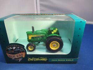 ERTL 1/43 Scale model John Deere 630LP Tractor