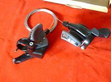 microSHIFT Thumb-tap Triple 7 Speed Trigger Shifters
