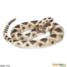EASTERN DIAMONDBACK RATTLESNAKE by Safari Ltd/toy/replica/269329/rattler/snake