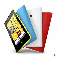 NOKIA LUMIA 520 8GB  (uk phones) lock unlock GRADED