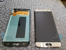 Brand New Samsung Galaxy S7 Edge G935A G935V LCD Digitizer Touch Screen Gold ~