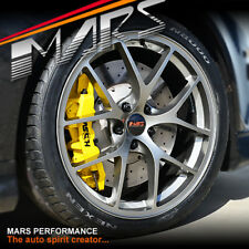 MARS MP-RI 20 Inch 5x120 Stag Gunmetal Wheels Rims for Holden HSV Commodore