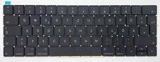A1706 A1707 Allemand De Clavier Pour Apple Macbook Pro Touch Barre 33cm 38.1cm