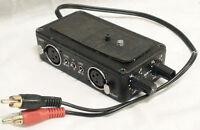 BeachTek DXA-4C XLR Adapter for Canon XL1 XL1s