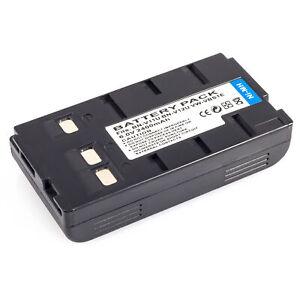 Battery for Panasonic PV-BP15 PV-BP18 PV-42 PV-20 PV-53 PV-L354 AFX8 PV-BP17 New