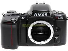 Nikon N6006 (F601) reflex autofocus a pellicola. Garanzia 12 mesi. F-601.