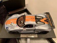 Original Porsche 918 RSR 1:12 / Porsche 918 Spyder Pre-Delivery Gift package!!!