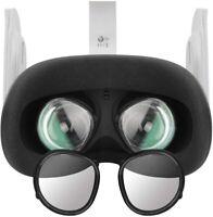 Anti Blue Light Magnetic Eyeglasses Lens With Frame for Oculus Quest 2 Headset