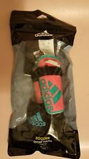 ADIDAS GHOST YOUTH SOCCER YOUTH SIZE SMALL SHIN GUARD PINK AND TEAL NEW