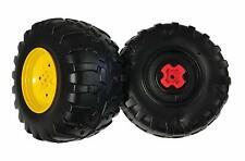 John Deere Gator 12 Volt Peg Perego Replacement Rear Wheels BN