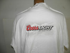 Coors Light - The Silver Bullet T-Shirt Size Xl Nwot