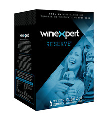 Winexpert Reserve Wine Making Kits 30 bottles Free Next Day Delivery