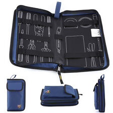 Electricians Waist Pocket Tool Belt Pouch Bag Screwdriver Carry Case Holder Bag