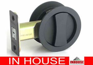 Cavity Sliding door Lock-Privacy function-RD-MB free shipping