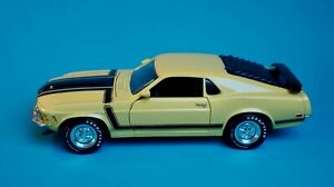 1970 Ford Mustang Boss 302 in 1:18 scale by Ertl