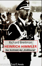 "Richard Breitman "" Heinrich HIMMLER der Architecte der Solution finale "" 2000 tb"