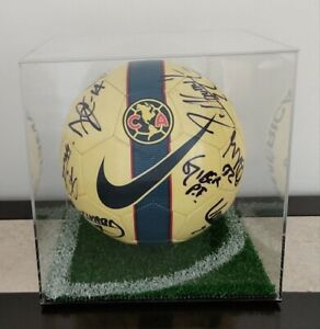 2018 Club America Champion Liga Team hand autographed signed Mexico EXACT PROOF