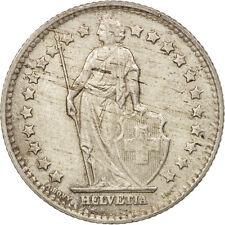 [#502768] Suisse, Franc, 1959, Bern, SUP, Argent, KM:24