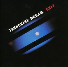 Tangerine Dream - Exit [New CD]