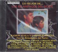 Los Relampagos Del Norte Lo Mejor CD New Nuevo Sealed