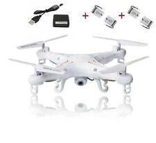 SYMA X5C-1 + 3 Ersatzakku + Ladegerät 2MP Kamera Quadrocopter Drohne 3D Copter
