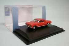 Oxford - CHEVROLET CORVAIR COUPE 1963 rouge Voiture US Neuf HO 1/87