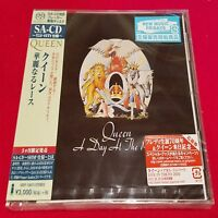 QUEEN - A Day At The Races - Japan Jewel Case SHM-SACD - UIGY-15015