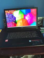 msi gaming laptop gtx 1060