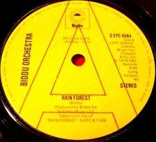 "Bosque húmedo volverse Orquesta 7"" Reino Unido largo/corto Promo 1976 épica S EPC 4064 Vinilo"