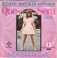 """7"" - MANUELA - Que-Sera"