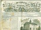 Newspaper Civil War Lawrence Kansas Quantrell Raid Vicksburg Carrollton KY 1863