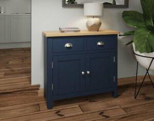 Oak City - Dorset Painted Blue Oak Sideboard