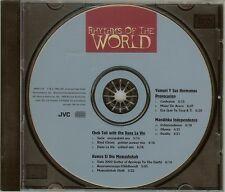 RHYTHMS OF THE WORLD SAMPLER - CD