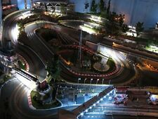 SCALEXTRIC SCENERY 12V LED STRIP LIGHTS -choice of colour - FREEPOST